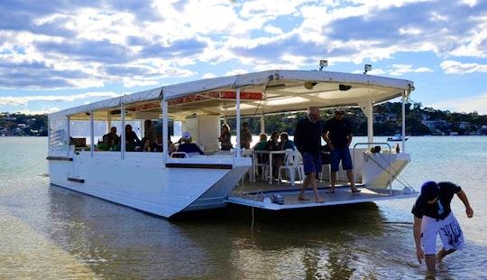 Experience The Mv Port Hacking Explorer Ii  In Cronulla, Australia