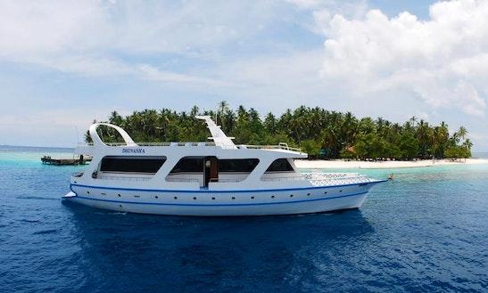 Charter A Mega Motor Yacht In Male, Maldives
