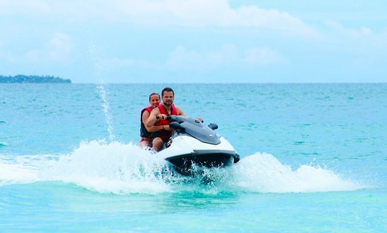 Rent A Jet Ski In South Ari Atoll, Maldives