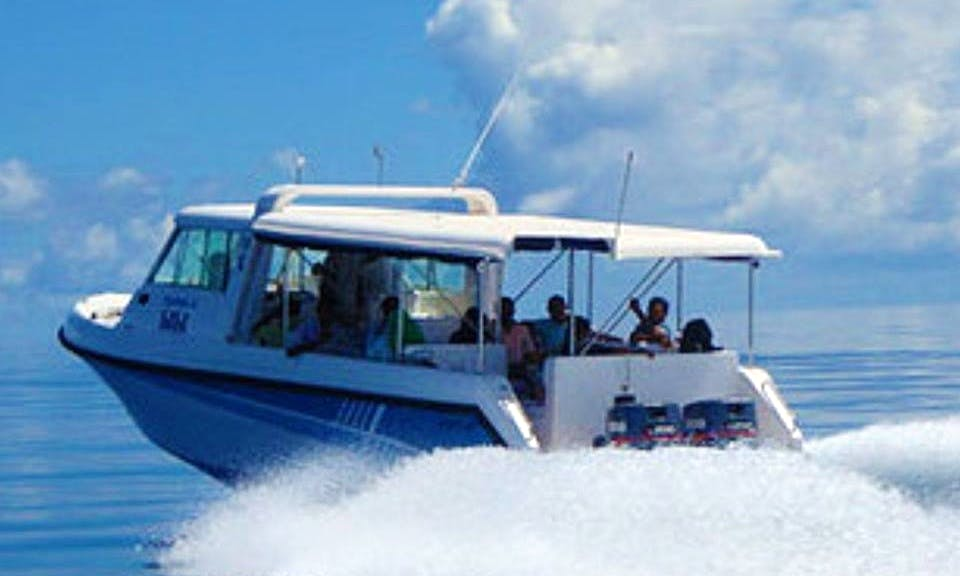 Charter a Water Taxi in Malé, Maldives