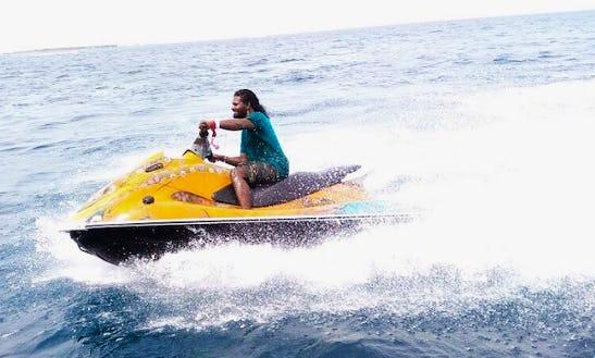 Two Person Jet Ski Rental In Malé, Maldives