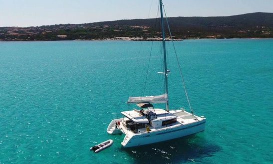 Charter 45' Lagoon Cruising Catamaran In Bodrum, Muğla, Turkey