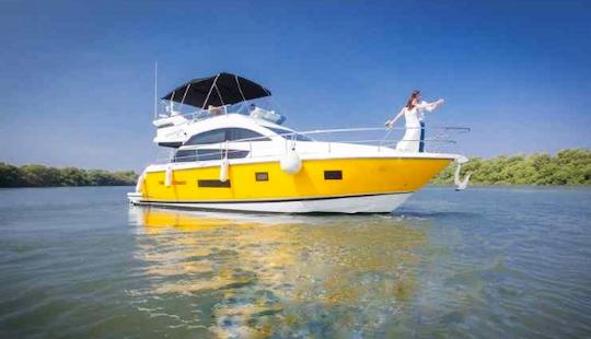 Charter A Luxury Motor Yacht In Panaji, India