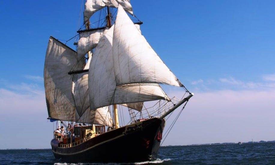 Sailing Schooner Rental in Kampen