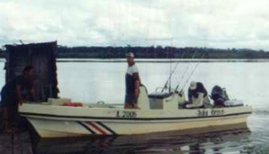 Enjoy A Memorable Fishing In San Carlos, Nicaragua On Center Console