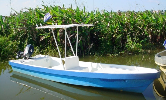 Enjoy A Fishing Trip In San Carlos, Nicaragua On Blue Center Console
