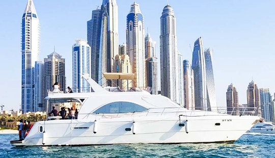 75' Mnh Yacht For 33 Pax In Dubai, United Arab Emirates
