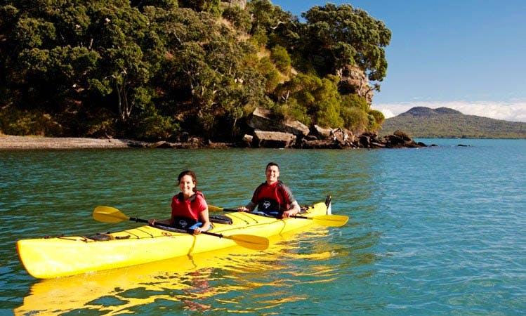Sea Kayak Rentals & Tours in Auckland