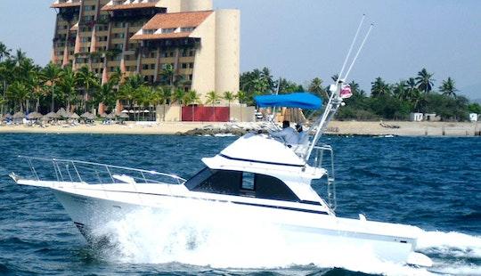Fishing Charter 38ft