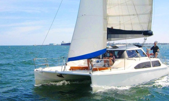 Charter 33ft Seawind Sailing Catamaran In Victoria, Australia