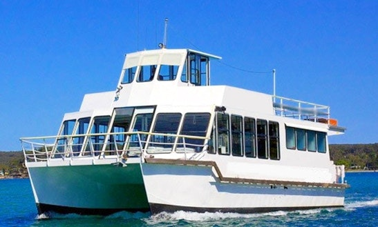 Party Cruises On 49'