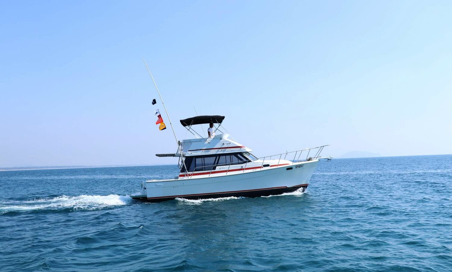 Ixtapa Zihuatanejo Fishing Charter for 6 People