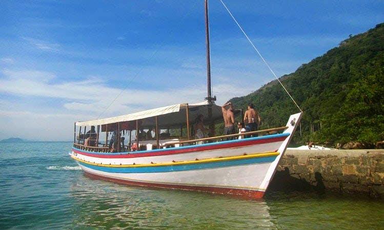 """Rent this 48 Passengers """"Exuberant"""" Schooner in Rio de Janeiro, Brazil"""