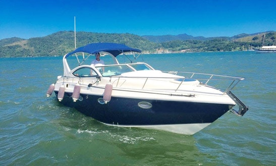 31' Motor Yacht For Day Or Evening Rentals In Angra Dos Reis