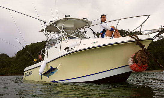 Exciting Fishing Adventure In Herradura, Costa Rica!