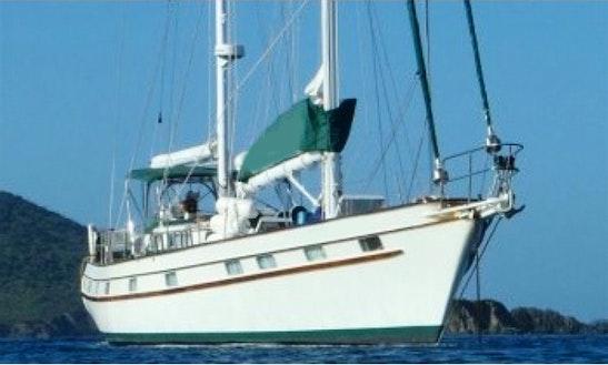 Charlotte Amalie Charter 72' Custom Sailboat