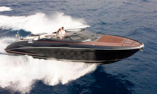 Rent This 44' Riva Rivaramm In Santorini