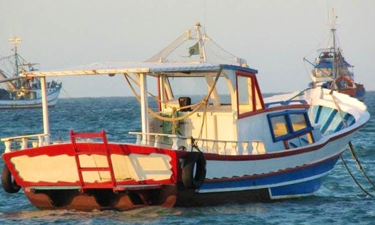 Drumond I Fishing And Sightseeing Boat Rental In Cabo Frio