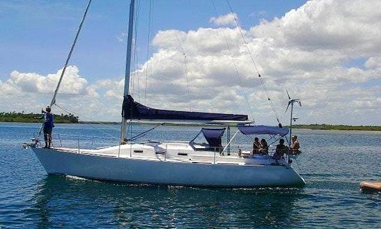 Charter Bruce Farr 40´ In Salvador, Bahia