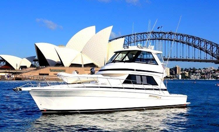 "5 Star Luxury Cruises Aboard Motor Yacht ""MV Platinum"" in Sydney"