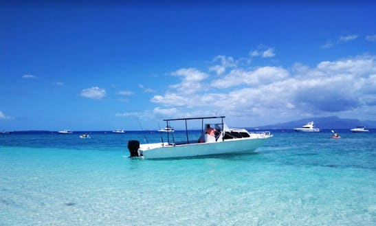 Enjoy Fishing With This Cuddy Cabin Fishing Charter For 8 Persons In Nadi, Fiji