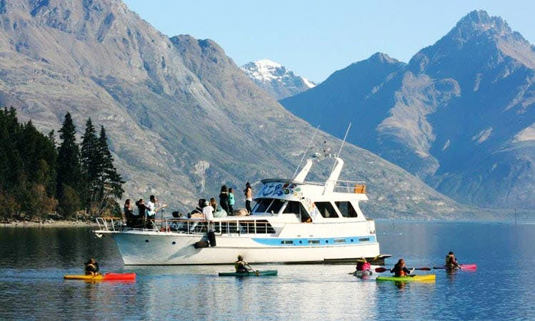 Party Boat Queenstown