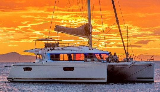 Sailing Charter On 50ft