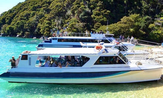 Abel Tasman National Park Scenic Cruises And Water Taxis