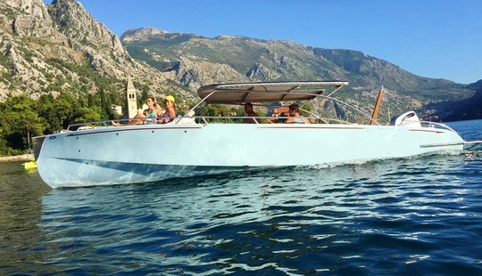 Deck Boat Rental In Kotor