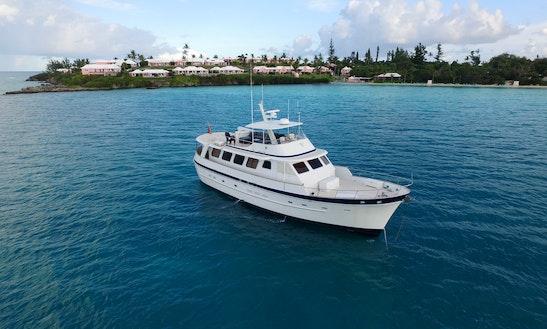 Mv Aurelia Motor Yacht