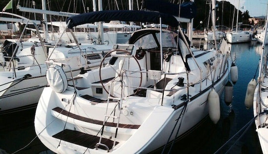 Sailboat Rental In Salerno