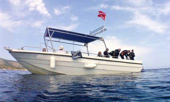 Diving Trips & Padi Courses In Poli Crysochous