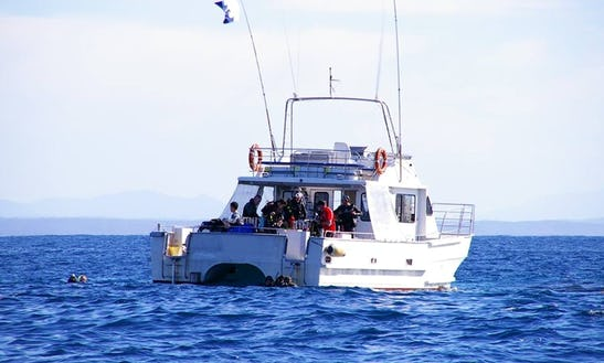 Half And Full Day Fishing Charter On 42' Boat From Narooma