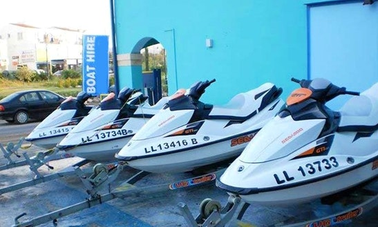 Jet Ski Hire In Cyprus, Poli Crysochous