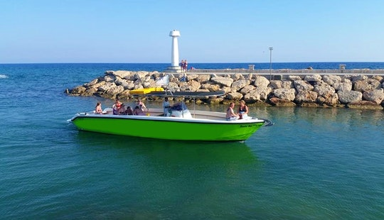 Glass Bottom Boat Sunset Cruise In Ayia Napa