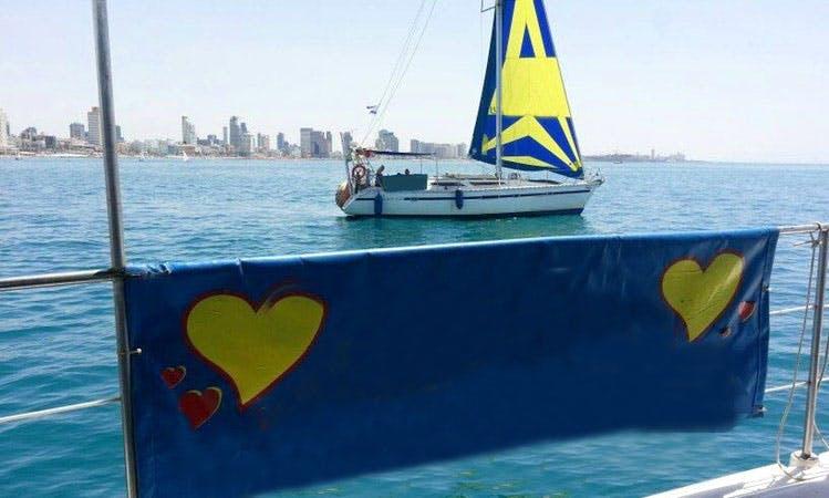 Sailyacht 38f Rental in Tel Aviv-Yafo