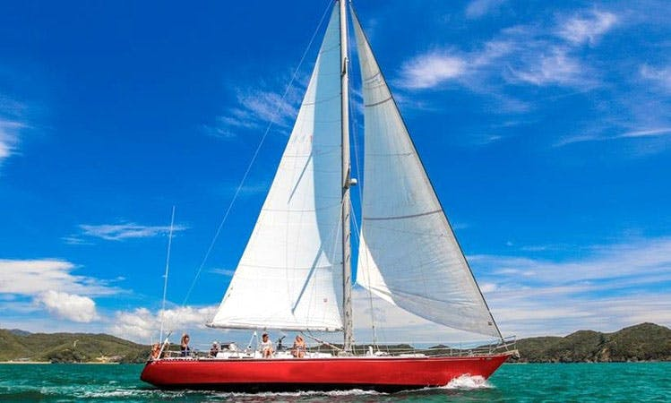 Charter a Cruising Monohull in Bay of Islands, New Zealand