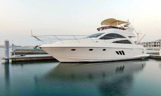 56ft Yacht Charter - Dubai United Arab Emirates