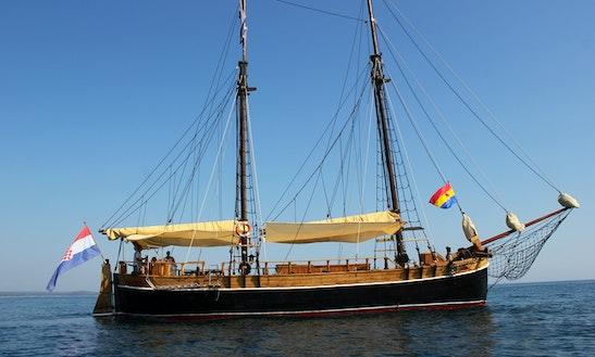 Tall Ship Rental In Novigrad