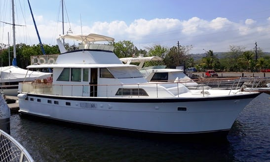 Motor Yacht Rental In Subic Bay