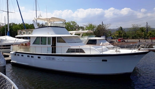 Charter This Yacht For Up To 30 People In Subic Bay, Philippines