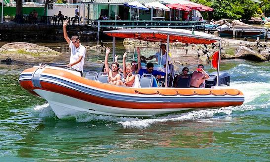26ft Rib Rental In Florianópolis, Brazil