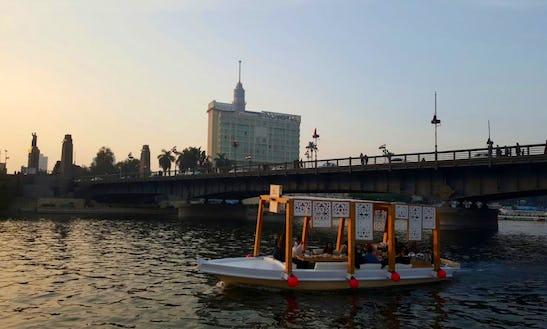 Cafelluca Boat Center, Maadi, Cairo, Egypt