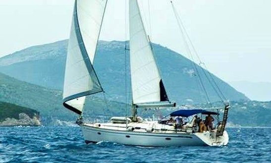 Charter 47' Bavaria 46 Cruiser Cruising Monohull In Lefkada, Greece
