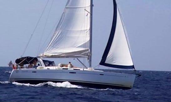 Charter An 11 Person Beneteau Oceanis 50 Cruiser Cruising Monohull In Lefkada, Greece