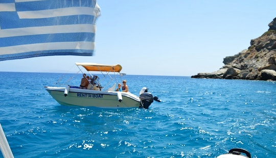 Power Boat Hire In Agia Pelagia, Greece