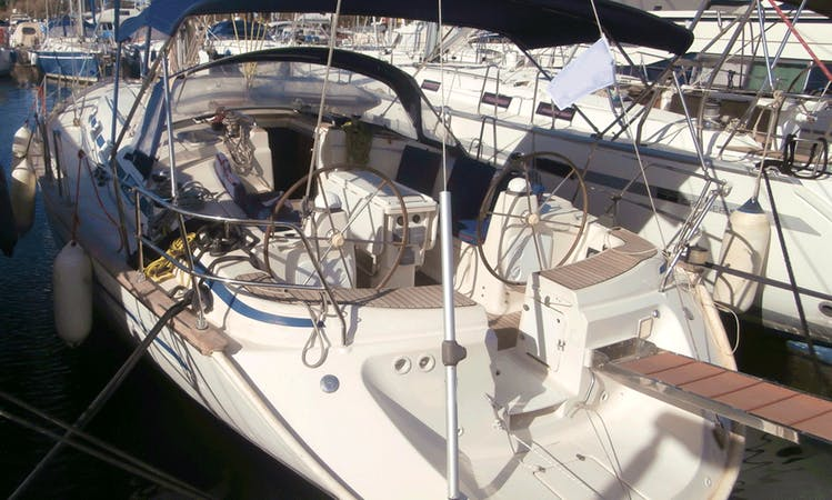 Charter the 2002 Bavaria 44 Sailing Yacht in Alimos, Greece
