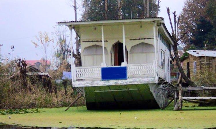 Houseboat Adventure in Himachal Pradesh, India