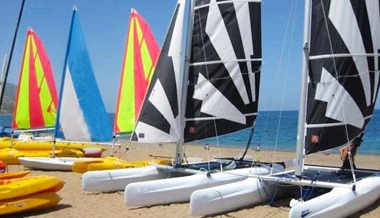 Canoe & Kayak Rental In Cyprus, Poli Crysochous