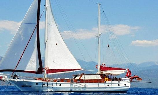 Motor Yacht Primadonna Charter In Bogrum